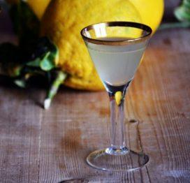 Liquore al bergamotto di calabria