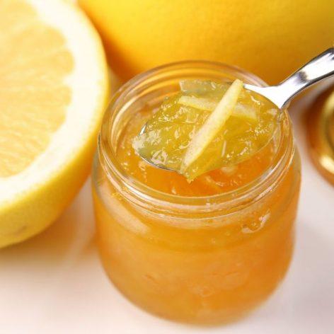 Marmellata di limoni e Pepe Nero