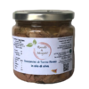 Bocconcini di tonno tosso in olio di oliva da 460 gr