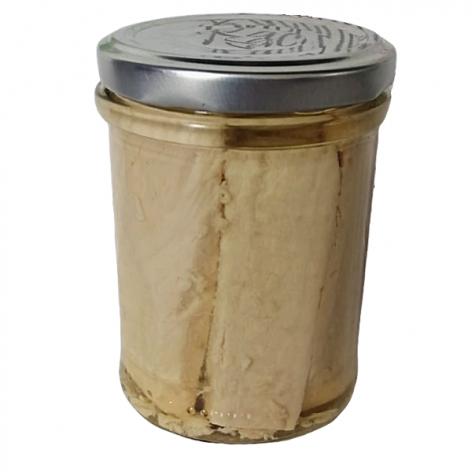 Filetti di tonno olio oliva da 200 gr dettagli