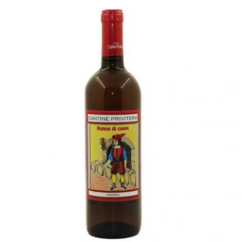 Vino Zibibbo ronna di coppi