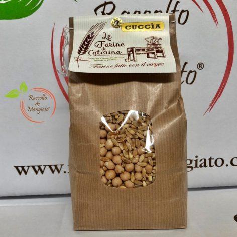 grano duro grezzo siciliano