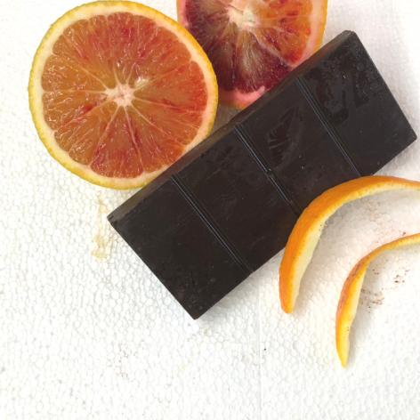 Cioccolato di Modica alla'Arancia
