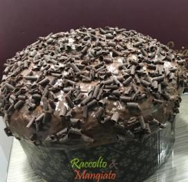 Panettone Ricciolino al cioccolato