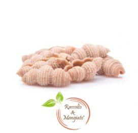 Conchiglie Rigate con farina di grano antico