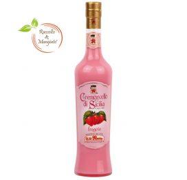 liquore siciliano alla fragola