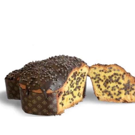 Colomba artigianale cioccolato