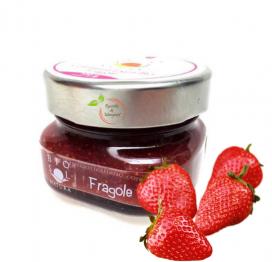 Confettura di fragole bio