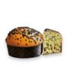 Panettone Artigianale Arancia e Cioccolato