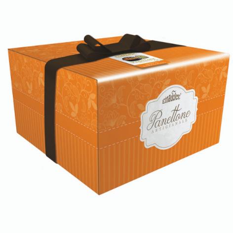 Confezione Panettone Arancia&Cioccolato