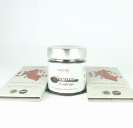 Crema spalmabile cacao fondente