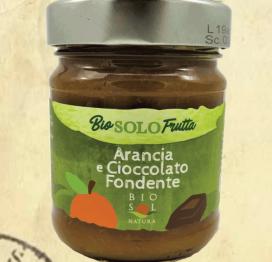 Frutta da spalmare Arancia & Cioccolato Fondente