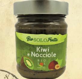 Frutta da spalmare Kiwi e Nocciole
