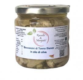 Bocconcini di Tonno olio di oliva da 460 gr
