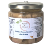 Filetti di tonno rosso in olio di oliva da 460 gr