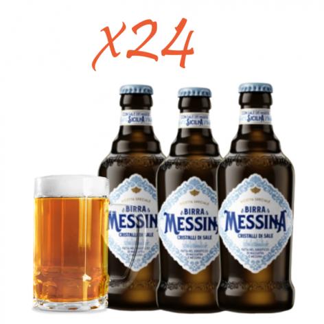 Promozione 24 birre Messina