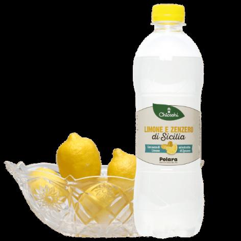 Bibita Limone e Zenzero in pet